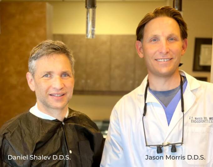 Daniel Shalev DDS and Jason Morris DDS, dentists in Henderson, NV
